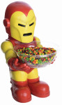 RUBIE'S Iron Man Candy Bowl Holder, Süßigkeitenspender, Halloween Deko Figur