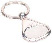 Schlüsselanhänger mit Christopherus Motiv inkl. Schlüsselring
