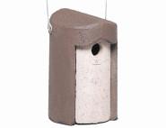 SCHWEGLER Nisthöhle, Einflugloch 26 mm zum Aufhängen, für Kleinvögel