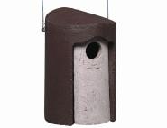 SCHWEGLER Staren-Nisthöhle zum Aufhängen, aus Holzbeton