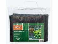 SIENA GARDEN Anti-Unkrautvlies 1,5 x 5 m 30 g, SB, schwarz