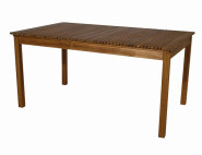 SIENA GARDEN Gartentisch Falun aus FSC® 100% Akazienholz, geölt, ca. 150 cm x 90 cm x 74 cm