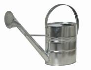 SIENA GARDEN Gießkanne mit Brause 10 Liter verzinkt