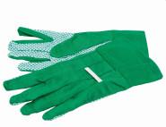 SIENA GARDEN Handschuh Classic XL10 Baumwolle mit PVC Noppen