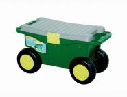 SIENA GARDEN Hobby- und Gartenwagen Bob Farbe: grün/gelb