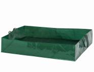 SIENA GARDEN Kofferraum-Pflanzmatte 100 x 80 x 20 cm mit 2 Griffen, aus Kunststoff