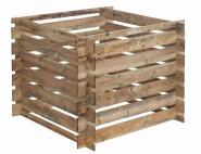 SIENA GARDEN Komposter Mezzito 480L 100x100x72cm