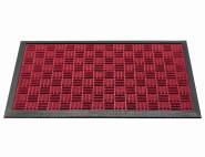 SIENA HOME Türmatte, Fußmatte, Fußabstreifer, SUPREME 45 x 75 cm rot