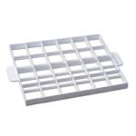 Städter Kuchen-/Torteneinteiler aus Kunststoff, 24 Teile, 6 x 7,5 cm oder 30 Teile, 6 x 6 cm