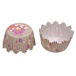 Städter Papierbackform für Muffins, Blumenstrauß mini