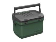 Stanley Adventure Kühlbox, 15.1 Liter Fassungsvermögen grün, doppelwandige Schaum-Isolation