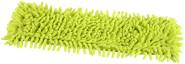 Steuber Ersatzbezug für Microfaser Chenille Wischmop Bodenwischer, kiwi