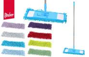 Steuber Ersatzbezug für Microfaser Chenille Wischmop Bodenwischer, verschiedene Farben wählbar