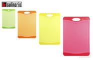 Steuber Schneidebrett, mit Saftrinne, beidseitig verwendbar, in verschiedenen Größen und Farben erhältlich