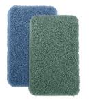 Steuber Silikonschwamm 2er Set grün-blau für alle Oberflächen, handlich & effizient