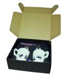 Take2 Feuerteufel Geschenk-Set, inkl. 2 x Feuerteufel und 2 Tassen, für Feuerzangenbowle