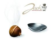 Take2 Jack, der Maroniritzer, Maronischneider, Maronischreck, aus Edelstahl