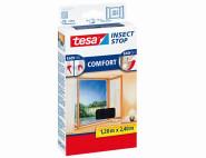 TESA Fliegengit.anthra.120x240 Comfort-Fenster