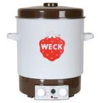 TESTRUT - Weck Einkochautomat 2000 Watt mit Uhr WAT 15