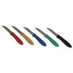 TOP STAR - Küchenmesser 5 Stück farbig sortiert