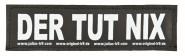 Trixie 2 Julius-K9 Klettsticker, L, DER TUT NIX