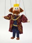 Trullala König Marionette