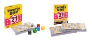 TWENTY ONE Würfelspiel-Set, TWENTY ONE und 2 Ersatzblöcken
