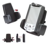 Universal PDA-Halter Maxi PDA Gripper 4 lange Backen unten, mit Lamellensockel, selbstklebend