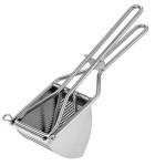 """WESTMARK Kartoffelpresse """"Triangel"""" aus Edelstahl 18/10"""