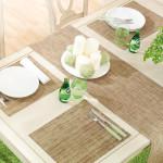 """Zeller Tischläufer, Tischwäsche, Tischdekoration """"Trend"""""""