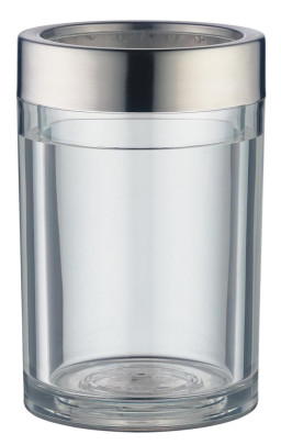 Alfi Aktiv-Flaschenkühler Crystal, Kunststoff w...