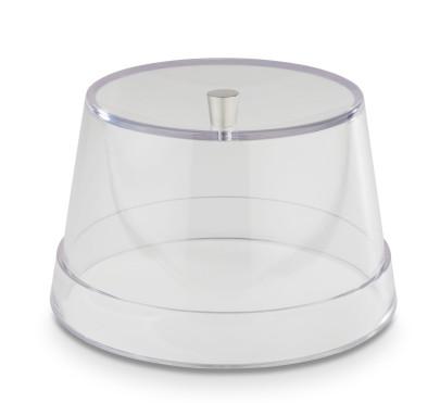 APS PLUS Haube aus Kunststoff mit einem Ø von 16,5 cm und 10 cm Höhe