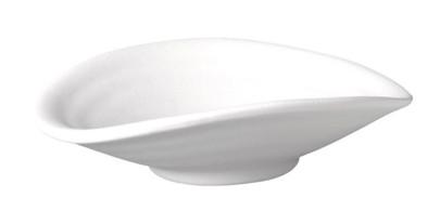 APS Schale -ZEN- 13 x 11 cm, H: 3,5 cm Melamin, schwarz, Steinoptik spülmaschinenfest nicht mikrowellengeeignet