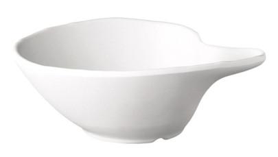 APS Schale -ZEN- 14,5 x 12,5 cm, H: 5 cm Melamin, schwarz, Steinoptik spülmaschinenfest nicht mikrowellengeeignet 250 ml