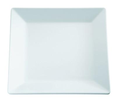 APS Tablett -PURE- ca. 51 x 51 cm, Höhe 3 cm Melamin, weiß 1A Qualität, original Melamin spülmaschinenfest nicht mikrowellengeeignet