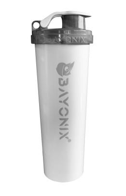 BAYONIX® Trinkflasche 750 ml, 100% biologisch abbaubar & auslaufsicher, nachhaltige Sportflasche für Fahrrad, Wandern, Schwimmen, Fussball