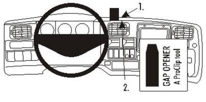 Brodit Proclip passend für Renault Magnum 97-01...
