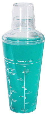 Contacto Acryl Cocktail-Shaker 0,75 l
