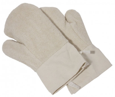 Contacto Paar Backhandschuhe 40 cm mit langer Stulpe