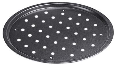 Contacto Pizzablech 32 cm, perforiert
