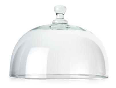 Continenta Käseglocke, Glasglocke, einzeln, erhältlich in verschiedenen Ø
