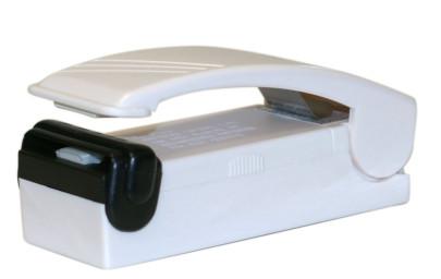 culinario Handy Sealer mit Magnet - verschweißt...