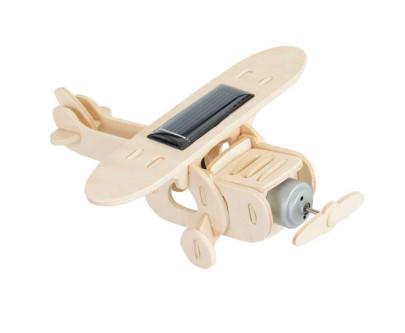 Egmont Toys Bastelset Solar-Eindecker