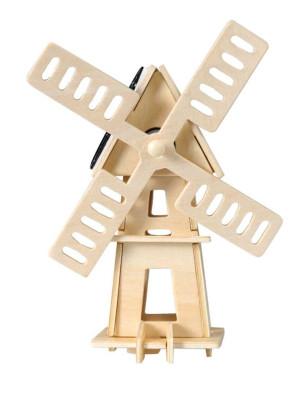 Egmont Toys Bastelset Solar-Windmühle