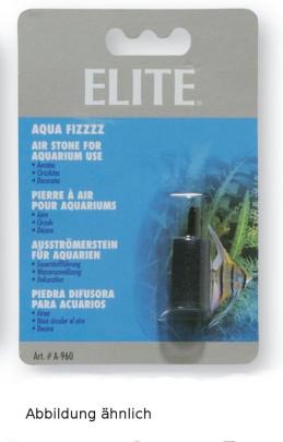 ELITE Zubehör für Aquarien, Ausströmersteine für Aquarien, Fizzzz Ausströmer-Stein Würfel