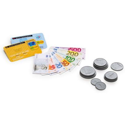 Erzi Spielgeld, Spielzeug-Geld, Kaufladenzubehör