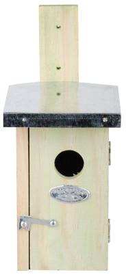 Esschert Design Nistkasten, Vogelhaus Zaunkönig, ca. 11,3 cm x 13,5 cm x 25 cm Anzahl: 1 Stück