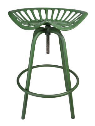 Esschert Design Traktorstuhl, 50 x 47 x 70 cm, in rot oder grün erhältlich