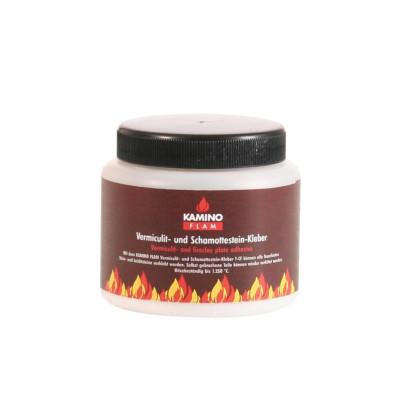 Feuerfest-Kleber, trocken, 500 g Dose