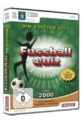 Fussball WM Quiz 2010